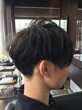ヘアラウンジ チェルシー(Hair lounge CHELSEA)ショートマッシュ