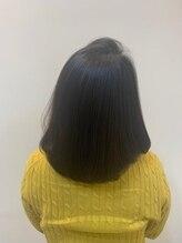 ユアーズ ヘアサロン シマ 郡山(Yours hair salon SHIMA)ドクタートリートメント レベル3