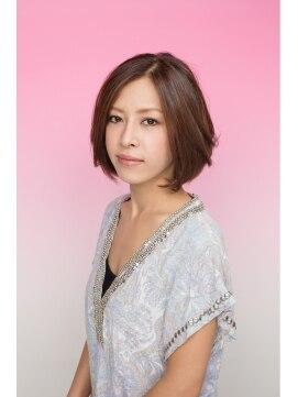 ヘアーメイク カリユ(HAIR MAKE kariyu)ナチュラルボブ