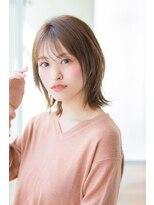 アンアミ オモテサンドウ(Un ami omotesando)【Un ami】《増永剛大》10代~40代、イヤリングカラー外はねボブ