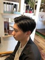 アイビーヘアー(IVY Hair)メンズかっちりスタイル
