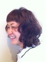 モイヘアーデザイン(moi hair design)ほんわかグラボブ