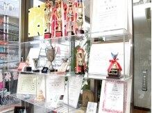 サロン ド ナショナル ナショナル美容室(Salon de National)の雰囲気(様々な賞を受賞!ハイキャリアの実力サロンです!)