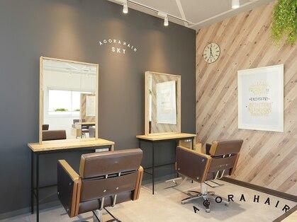 アゴラヘアー スカイ 松戸店(AGORA HAIR SKY)の写真
