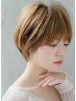 リル ヘアーデザイン(Rire hair design)【Rire-リル銀座-】小顔ショート