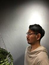 アンドワークス カシワ(&WORKS kashiwa)ビジネスフェードスタイル