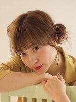 オーシャン トーキョー サニー(OCEAN TOKYO Sunny)みなみヘアアレンジ2