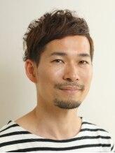 トモリヘアルーム (tomori Hair room)尾崎 進也