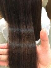 コトン ハナレ(COTON hanare)髪質改善カラー+メンテナンスカットコース*