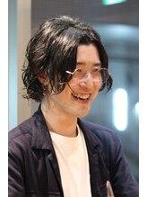 グレイス ヘアドレッシング(grace hair dressing)山崎 慎太