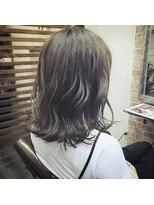 プロキシムヘアワークス(proxim hair works)外ハネミディアム