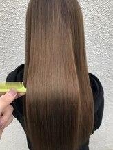 ベルヘアーラグゼ(Bell hair Luxe)