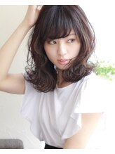 ヘアーサロン マロウ リゾート(hair salon MALLOW resort)ふわっとセミディ☆