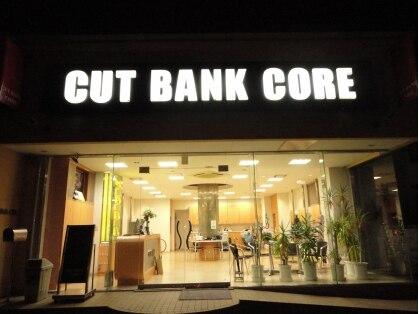 カット バンク コア(CUT BANK CORE)の写真