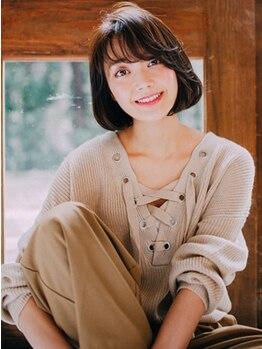 プラーチェ 青葉台の写真/【口コミで大人気!】「明るくできる白髪染め」「立体的に魅せる3Dカラー」で何年先もキレイなカラーを◎
