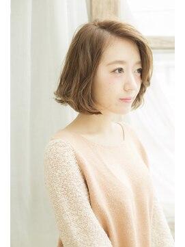 アリシアヘアー(ARISHIA hair)髪質改善 かきあげ前髪 抜け感ヘア 【アリシアヘアー 那珂】
