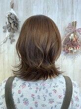 ヘアメイク ロココ(Hair Make Rococo)アッシュブラウン