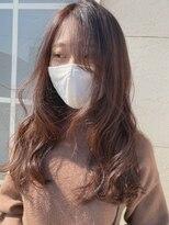 アンカーウェリナ(ANCHOR welina)血色感up☆マロンブランジュ