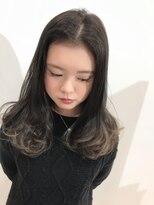 ☆暗髪3Dグラデーションカラー☆