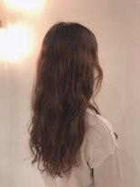 ヘアーエスクールステラ(hair S.COEUR stella)ゆるウェーブ