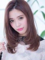 オーブ ヘアー ニア 御茶ノ水店(AUBE HAIR nia)大人っぽく☆毛先ワンカール