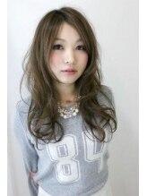 スタイル 城陽店(Style by happiness)【Happiess】望月 智大人かわいいゆるふわほつれパーマ