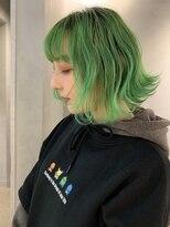 ジーナ(XENA)ライトグリーン