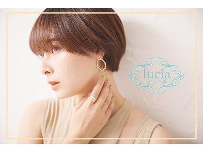 ヘアーアンドメイク ルシア 梅田茶屋町店(hair and make lucia)の写真