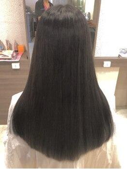 ヘアーサロンヴォイス 大野城店(Hair Salon Voice)の写真/《明るい白髪染めも◎》大人女性の悩みをケアしながら美しく染めるならVoiceへ♪西鉄下大利駅西口徒歩1分!