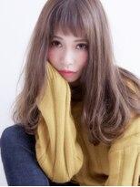 ワンカールデジタルパーマ☆メルティーグレージュ 伸ばしかけ◎