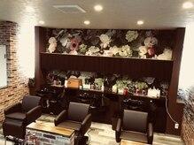 マギカ 横須賀久里浜店(Magica)の雰囲気(清潔感のあるシャンプースペース♪癒しのひと時を体感して下さい)