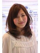 ヘアーサロン ユウ(hair salon you)フェミニンウェーブ