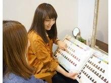 ギフト ヘアー サロン(gift hair salon)の雰囲気(特にカウンセリングには力を入れてます。全力で向き合います。)