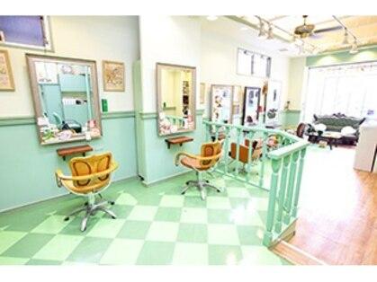 ヘアーサロン リンクス(Hair Salon Links)の写真
