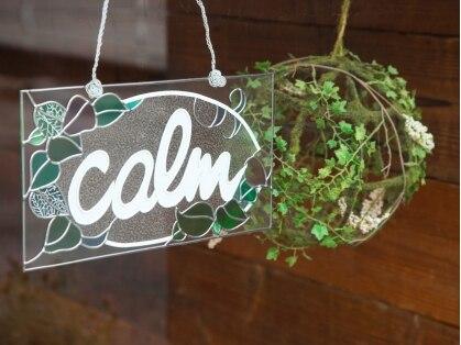 カーム(calm)の写真