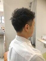 ルルカ ヘアサロン(LuLuca Hair Salon)LuLucaお客様☆スナップ メンズショートスタイル