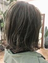 マハナ(Mahana by hair)*大人バレイヤージュカラー*
