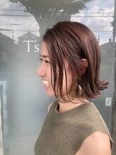 ティーズヘアー(T's HAIR)
