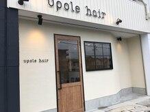 ウポレ ヘアー(upole hair)
