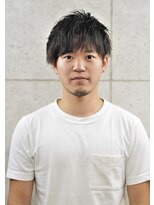 黒髪ツーブロックミニマッシュ☆1