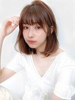 アフロートジャパン(AFLOAT JAPAN)20代30代 大人かわいい鎖骨ミディ【AFLOAT  風夏 】