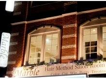 マーブル 河内松原店(Marble)の雰囲気(河内松原駅南出口すぐの2階。レトロアンティーク調の外観が目印)