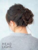 アーサス ヘア デザイン 国立店 (Ursus hair Design by HEAD LIGHT)お手軽シニヨン風アレンジ