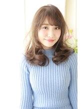 ヘアルーム 銀座(Hair Room)ワンカールなのに☆フワリ☆【東銀座】【新富町】