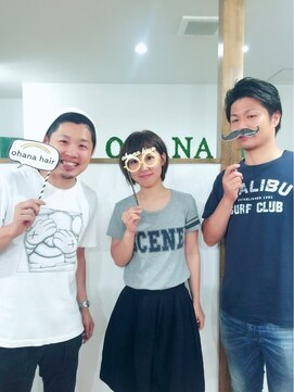 オハナヘアー(ohana hair)ohana hair