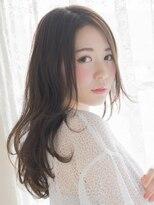 オジコ(ojiko)☆月曜営業☆【ojiko.】大人可愛いゆるふわロングレイヤー