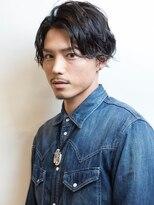 ゼロニイロク(026)《026style》無造作セミウェットスパイラル【中村 祥雄】