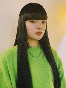"""ギミック 尾山台(gimmick)の写真/限られたサロンでしか扱えない""""最高級のAujuaトリートメント""""髪質に合わせているからこそ綺麗になれる♪"""