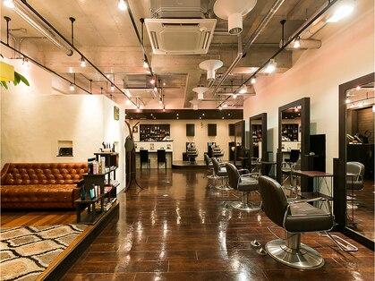 ヘアーステーション オールドストリート 西明石店(hair station Old Street)の写真