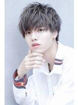 リップスヘアー 梅田アネックス(LIPPS hair)フォーリンマッシュウルフ